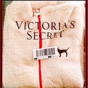 PINK Victoria's Secret Other - PINK Victoria's Secret Sherpa Vest